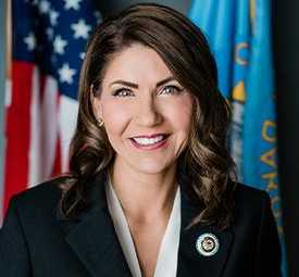 Noem Calls New Georgia Senators