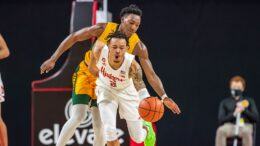 Huskers Host South Dakota At PBA