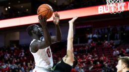 Huskers Akol Arop To Miss 2020-21 Season