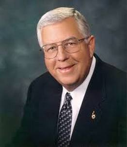 Enzi Delivers Farewell Senate Speech