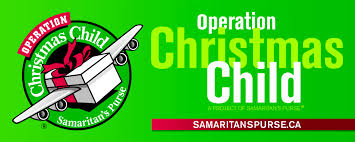 Operation Christmas Child Collection Week Wrapping Up