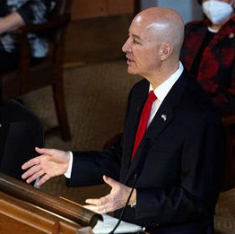 Ricketts Delivers State of The State Address; Proposes Lid On Property Tax Increases