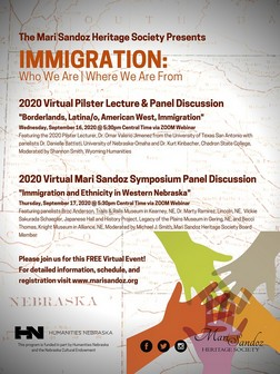 Virtual Pilster Great Plains Lecture This Afternoon