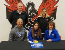Stack Signs To Play Softball At UNK