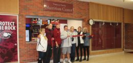 Thurness Family Nutrition Center To Boost Athletics Programs