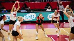 Husker Volleyball Faces Illinois Tonight, Listen On KCSR