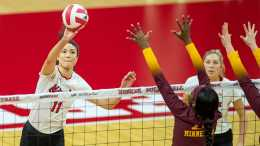 Sun Named B1G Player Of The Week