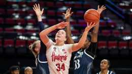 Huskers Shoot Past Penn State, 87-72