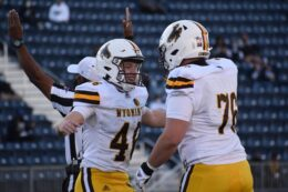Wyoming Rallies, Loses In OT